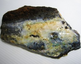 HUGE 530GMS  OWN PART OF BOULDER HISTORY-ROUGH OPAL MMM 502