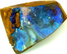 BOULDER ROUGH OPAL 41.20  CTS  DT-1518