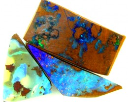 BOULDER ROUGH OPAL 44  CTS  DT-1539