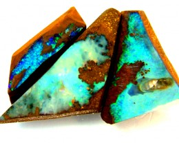 BOULDER ROUGH OPAL 28.65  CTS  DT-1560