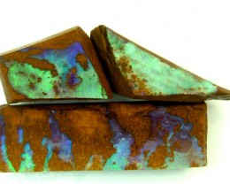 BOULDER ROUGH OPAL 39.10  CTS  DT-1575