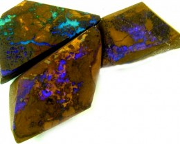 BOULDER ROUGH OPAL 80.50  CTS  DT-1579