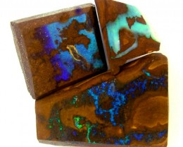 BOULDER ROUGH OPAL 36.70  CTS  DT-1587