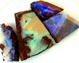 BOULDER ROUGH OPAL 61.95  CTS  DT-1613