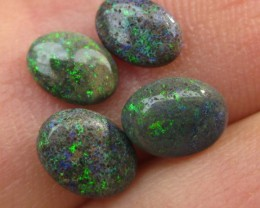 COLOURMINE OPALS>2.90cts PARCEL DEAL  ANDAMOOKA MATRIX OPALS