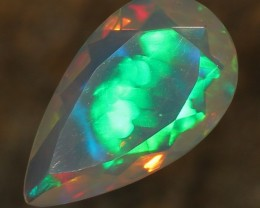 1.53ct. Faceted Welo Ethiopian Opal
