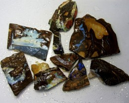 HALF KILO -  OWN PART OF BOULDER HISTORY-ROUGH OPAL MMM709