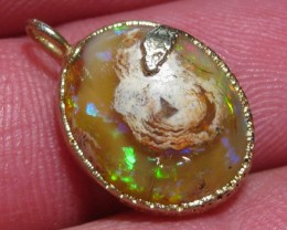 OpalWeb -'NEW' Mexican Opal Penadnt - 7.00Cts