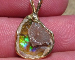 OpalWeb -'NEW' Mexican Opal Penadnt - 6.70Cts