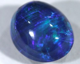BLACK OPAL POLISHED STONE  1.1  CTS  TBO-222