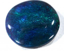 BLACK OPAL POLISHED STONE  1.05  CTS  TBO-227