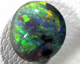N4 BLACK OPAL POLISHED STONE   .70 CTS  TBO-245