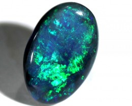 BLACK OPAL POLISHED STONE  1.90  CTS  TBO-253