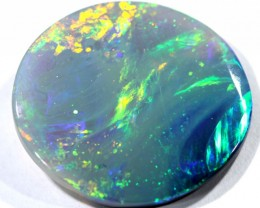 BLACK OPAL POLISHED STONE   11.90 CTS  TBO-258