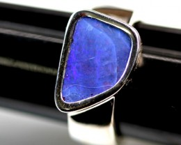 BOULDER OPAL UNISEX RINGS  62.80 CTS  10.50  SIZE  OF-164