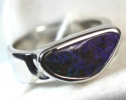 BOULDER OPAL UNISEX RINGS 41.75  CTS   10.25 SIZE  OF-170