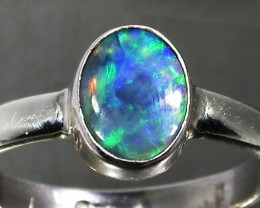Solid Opal RIngs