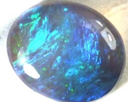 N3 BLACK OPAL POLISHED STONE 1.24   CTS  TBO-269