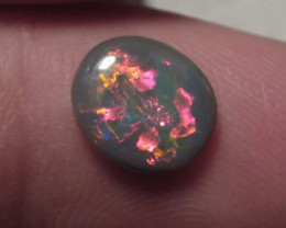 BLACK OPAL/BRIGHT COLORS/N2/COLLECTOR/RING STONE/1.70CT