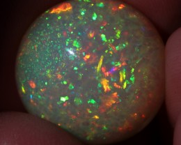 20.78CT COLLECTORS WELO OPAL WITH INSANE STARBURST PINFIRE!