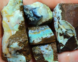 Boulder Opal Rough Parcels