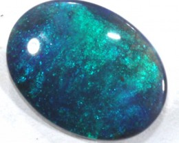 BLACK OPAL POLISHED STONE   1.63 CTS  TBO-278