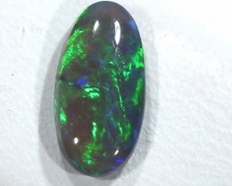 CRYSTAL OPAL POLISHED STONE   0.98 CTS  TBO-279