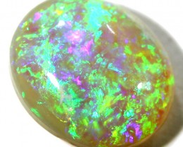 QUALITY CRYSTAL OPAL POLISHED STONE  2.62  CTS  TBO-454