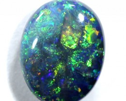 BLACK OPAL POLISHED STONE   1.0 CTS  TBO-468
