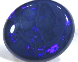 N1-BLACK OPAL POLISHED STONE  4.60  CTS  TBO-470