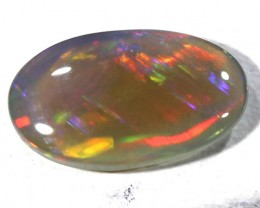 CRYSTAL OPAL ROLLING FLASH STONE  0.46  CTS  TBO-473