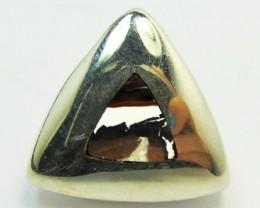 Koroit Opal set in Silver Pendant   PL 811