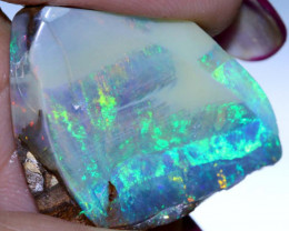 31.10 CTS  BOULDER ROUGH OPAL    DT-430