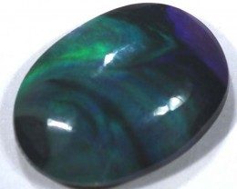 N2 QUALITY BLACKSOLID  OPAL  STONE 2.55   CTS  TBO-544