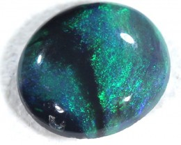 N3 BLACK OPAL POLISHED STONE 0.80   CTS  TBO-547