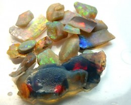 CRYSTAL INLAY OPAL ROUGH   35   CTS  DT-441