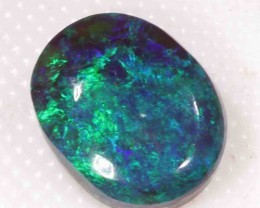 BLACK OPAL FROM LR - 2.50 CTS