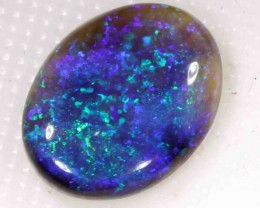 BLACK OPAL FROM LR - 1.85 CTS