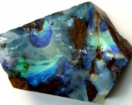 BOULDER ROUGH OPAL  233.40 CTS  DT-458