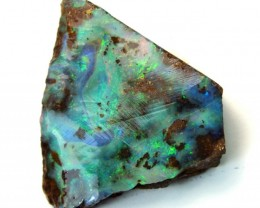 BOULDER ROUGH OPAL  45.10 CTS  DT-459