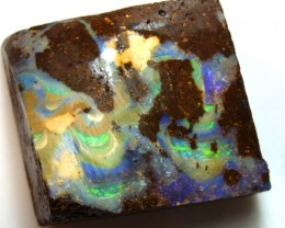 BOULDER ROUGH OPAL  136 CTS  DT-485