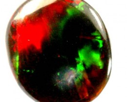 N1 QUALITY BLACK OPAL POLISHED STONE 2.90   CTS  TBO-591