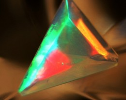 Faceted Wello Opal Cts 1.0 F61