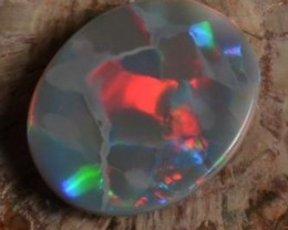 5.2 CTS BLACK OPAL CUT STONE L.RIDGE BK-97
