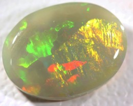7.05 CTS QUALITY LIGHTNING RIDGE OPAL -N5 SAFE [Q1109]WB