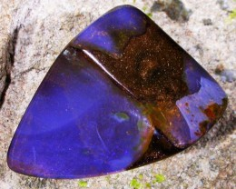 26.91 CTS  BOULDER OPAL AUSSIE POLISHED MS9405