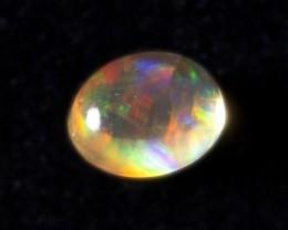 1.7ct Rainbow Mexican Fire Opal (MO77)