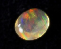 1.1ct Rainbow Mexican Fire Opal (MO137)