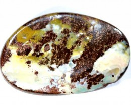 42.6 CTS KOROIT OPAL DRILLED PENDANT  ADO - 474