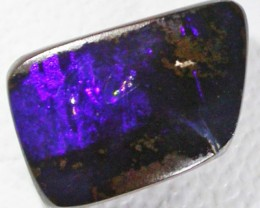 12.27 CTS  BOULDER OPAL AUSSIE POLISHED MS9467